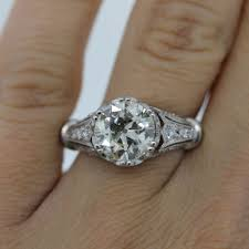 vintage estate engagement rings wedding rings 1940s engagement rings vintage estate engagement