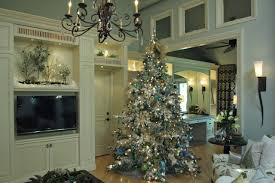 holiday decor eclectic dining room with driftwood table and gray