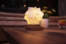 glow is star shaped floating centerpiece light