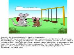 a children s story about diversity marshmallow s day of