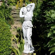 garden statues sculptures large garden ornaments uk