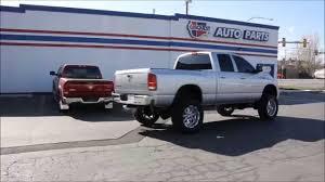 Dodge Ram Cummins Lifted - 2005 dodge ram 2500hd 4x4 5 9l cummins diesel lift tires 20in