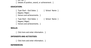 free easy resume templates resume amazing free easy resume builder free printable sle