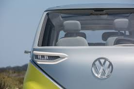 volkswagen to put microbus inspired id buzz electric car into