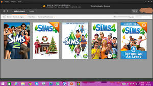 The Sims a Twitter