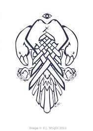the ravens huginn and muninn by drawingformonkeys deviantart com