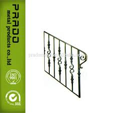 Wrought Iron Stair by Curved Wrought Iron Stair Railings Curved Wrought Iron Stair