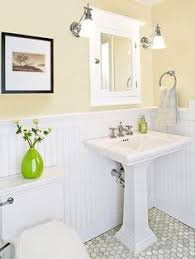 Bathroom Vanity Small by The Pedestal Sink Towel Bar Is A Great Solution For Small