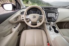 nissan murano interior 2015 nissan murano headed to new york show automobile magazine