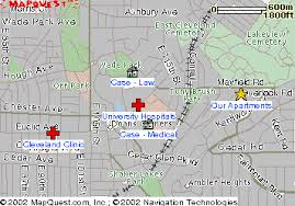 map of cleveland clinic view maps of cleveland heights