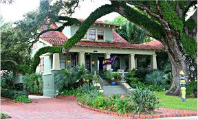 what are the different styles of homes new orleans homes and neighborhoods crftsman style homes abound