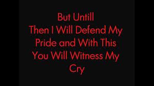 lexus amanda we heart it stitched up heart we u0027re alive lyrics youtube