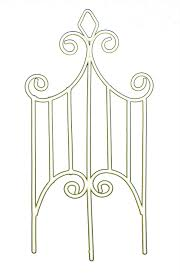 mini enchanted gardens garden trellis