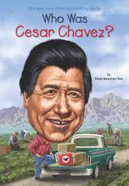 who was cesar chavez by dana meachen rau scholastic