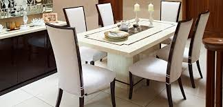 Sparta  Harveys Furniture - Marble dining room furniture