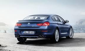 2015 bmw alpina b6 xdrive gran coupe 2016 bmw alpina b6 gran coupe more hp and dynamism car