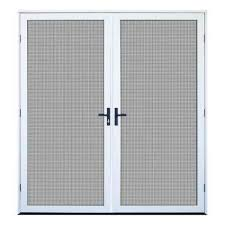 double door security doors exterior doors the home depot