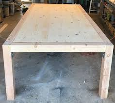 How To Build A Dining Room Table Plans by Best 25 Build A Table Ideas On Pinterest Diy Table Coffee