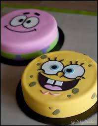 spongebob cake ideas spongebob cake ideas spongebob themed cakes part 3 crustncakes