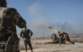 It Is Being Reported That Turkish Military Forces Have by Isil U0027launches Attacks U0027 On Kurdish Forces In Mosul As