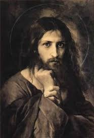 the image of jesus painted by the young lithuanian girl in the