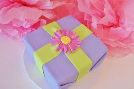 wrapped gift box birthday cakes nj wrapped gift box cake sweet grace cake