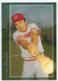 Johnny Bench Fingers Johnny Bench Collection 30 Year Old Cardboard Page 3