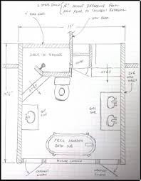 bathroom floor plans small very small bathroom floor plans wallowaoregon com decorate small