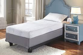 memory foam kids bedding twin mattress ashley furniture homestore