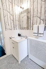 wallpaper for bathrooms ideas awesome top 25 best small bathroom