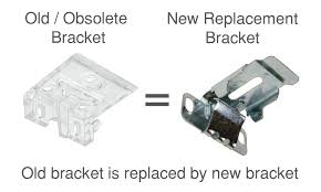 Vertical Blind Clips Replacement Obsolete Bracket Replacements