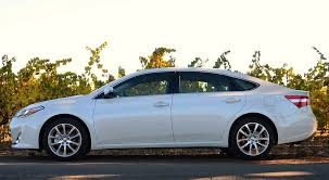 2014 toyota avalon mpg 2016 toyota avalon review price specs release date mpg
