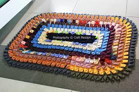 Crochet A Rag Rug Rag Rug U2013 Granny U0027s Style Craft Passion Free Patterns