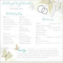 Programs For Wedding Wedding Programs U0026 Unique Programs For Weddings By Looklovesend