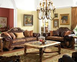 Used Living Room Furniture by Furniture Aico Furniture Michael Amini Living Room Sets