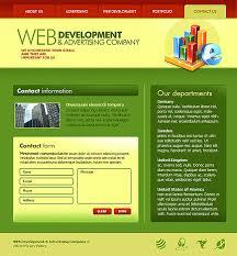 web design silverlight template 31637 silverlight templates