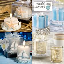 wedding candle favors wedding favor ideas for your special day