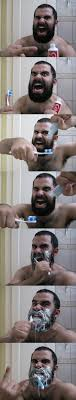 Brushing Teeth Meme - brush your teeth like a man imgur