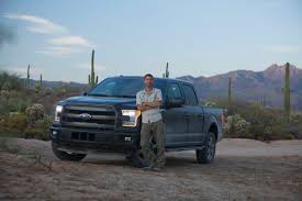 Ford F150 Truck 2015 - 2015 ford f 150 test driven by customer in the desert autoevolution