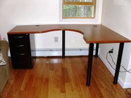Modern Home Computer Desk Office Desk Ikea Desk Small Corner Computer Desk Modern White