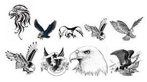 tattoo eagle girl eagle tattoo designs
