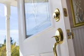 Curtains For Front Doors How To Put Curtains On A Front Door Without Drilling Home Guides