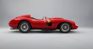 first ferrari race car is this ferrari europe u0027s most expensive classic car