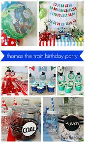 thomas the train party charlie u0027s 2nd birthday birthdays