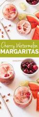 watermelon margarita recipe cherry watermelon margaritas diary of an exsloth