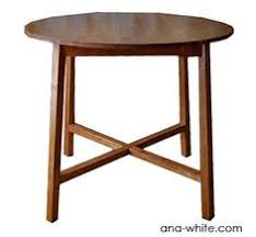 This Is What We Need A Great Big Round Table That We Can All Fit - Building your own kitchen table