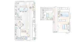 Floor Plan Of A Warehouse by Home Tour Maxine And Maxwell U0027s Warehouse Apartment In London