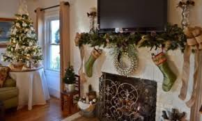Fireplace Mantels For Tv by How To Make Your Flat Screen Tv Festive