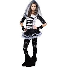 Monster High Halloween Costumes Frankie Stein by Get Your Monster Bride Teen At Caufield U0027s Caufields Com