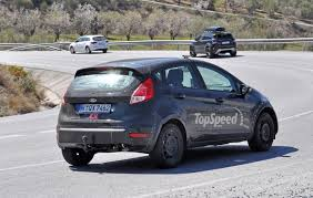 2017 ford fiesta rs review top speed